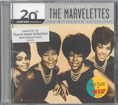 20TH CENTURY MASTERS:MILLENNIUM COLLE BY MARVELETTES (CD)