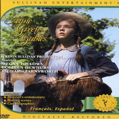 ANNE OF GREEN GABLES BY FOLLOWS,MEGAN (DVD)